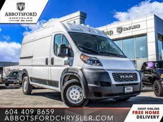 Used 2019 RAM ProMaster 1500 High Roof 136