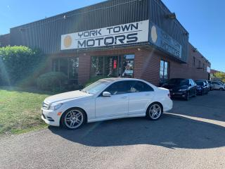 Used 2011 Mercedes-Benz C-Class C 350/AMG-Pkg/Nav/PanoRoof/RCam for sale in North York, ON