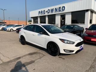 Used 2016 Ford Focus SE for sale in Brantford, ON