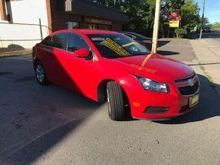 Used 2014 Chevrolet Cruze 1LT for sale in St. Catharines, ON