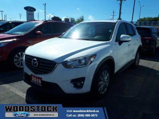Used 2016 Mazda CX-5 GS  Brand New Front & Rear Brakes and Rotors , Sunroof, Remote Start  - $119 B/W for sale in Woodstock, ON