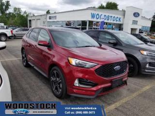 Used 2019 Ford Edge ST AWD  - $353 B/W for sale in Woodstock, ON