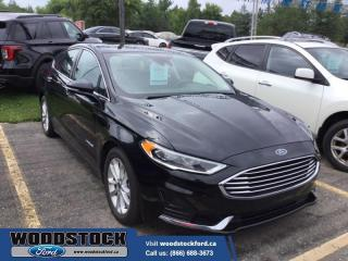 Used 2019 Ford Fusion SEL  - $170 B/W for sale in Woodstock, ON