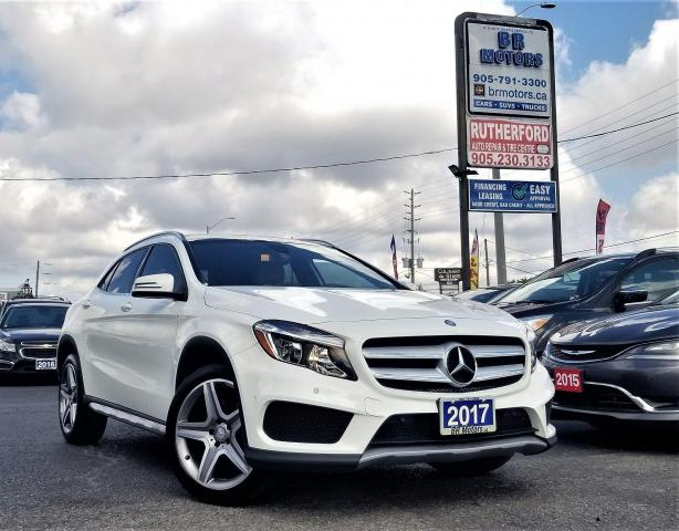 2017 Mercedes-Benz GLA 250 250|AWD | AMG STYLING|PANORAMIC ROOF|HEATED SEATS