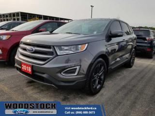 Used 2018 Ford Edge SEL  - $205 B/W for sale in Woodstock, ON