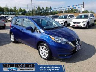 Used 2019 Nissan Versa Note SV CVT  - $118 B/W for sale in Woodstock, ON
