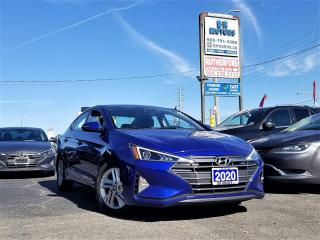 Used 2020 Hyundai Elantra Preferred|Sunroof & Safety Pac| Heated seats&Steer for sale in Brampton, ON