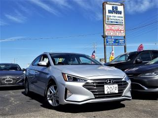 Used 2020 Hyundai Elantra No Accidents |Preferred w/Sun & Safety Package for sale in Brampton, ON