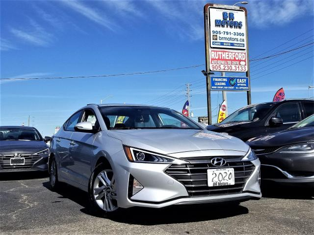 2020 Hyundai Elantra No Accidents |Preferred w/Sun & Safety Package