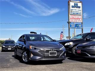 Used 2020 Hyundai Elantra No Accidents Preferred w/Sun & Safety Package for sale in Brampton, ON