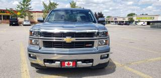 Used 2015 Chevrolet Silverado 1500 LT Z71 LEATHER for sale in Cambridge, ON