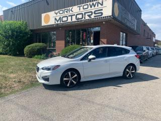 Used 2017 Subaru Impreza Sport-tech for sale in North York, ON