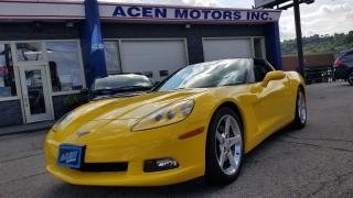 Used 2006 Chevrolet Corvette LS2 for sale in Hamilton, ON