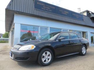 Used 2012 Chevrolet Impala LS, 1 OWNER, SUPER CLEAN for sale in Mississauga, ON
