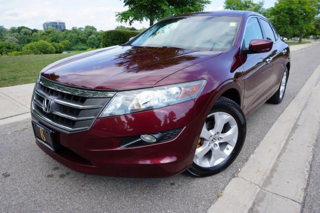 2012 Honda Accord Crosstour EXL / 1 OWNER / NO ACCIDENTS / STUNNING COLOUR