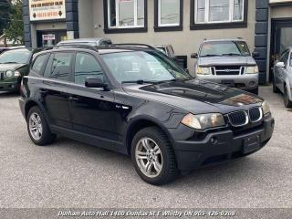 Used 2004 BMW X3 3.0I for sale in Whitby, ON
