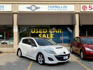 Used 2012 Mazda MAZDA3 Mazdaspeed3, One Owner for sale in Vaughan, ON