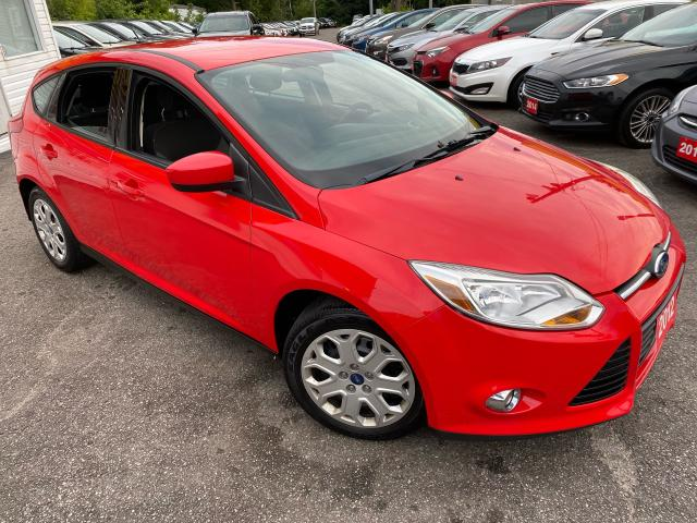 2012 Ford Focus SE/ AUTO/ PWR GROUP/ BLUETOOTH/ SPOILER ++