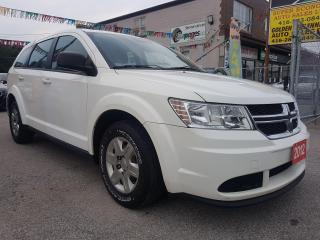 Used 2012 Dodge Journey Canada Value Pkg-7 SEATS-BLUETOOTH-AUX-USB for sale in Scarborough, ON