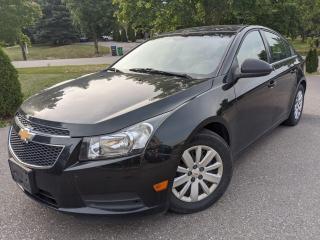Used 2011 Chevrolet Cruze LS+ w/1SB for sale in Brampton, ON
