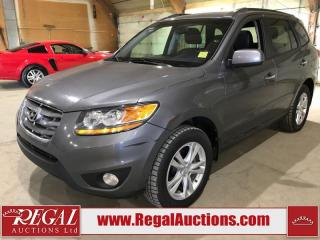 Used 2010 Hyundai Santa Fe Limited 4D Utility AWD for sale in Calgary, AB