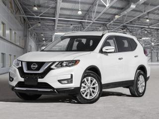New 2020 Nissan Rogue SV for sale in Winnipeg, MB