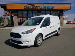 Used 2019 Ford Transit Connect Van XLT - Back-Up Camera, Bluetooth, Wireless Charging for sale in Courtenay, BC