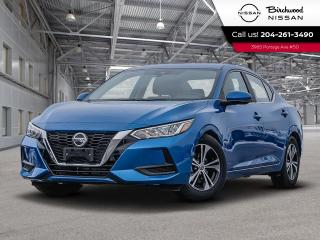 New 2020 Nissan Sentra SV Free Winter Tires & Mats! for sale in Winnipeg, MB