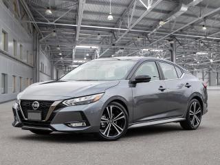 New 2020 Nissan Sentra SR for sale in Winnipeg, MB