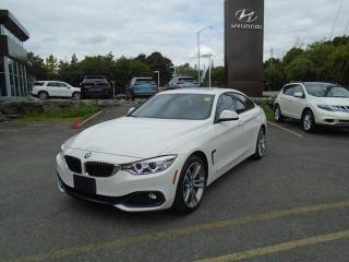 Used 2017 BMW 4 Series 430 Gran Coupe i xDrive for sale in Ottawa, ON