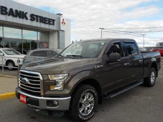 Used 2016 Ford F-150 XLT for sale in Gloucester, ON