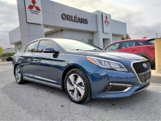Used 2016 Hyundai Sonata Hybrid Limited for sale in Orléans, ON