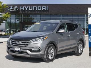 Used 2017 Hyundai Santa Fe Sport Premium AWD *Heated Seats Rear Camera for sale in Winnipeg, MB