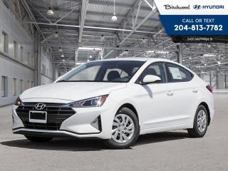 New 2020 Hyundai Elantra Essential for sale in Winnipeg, MB
