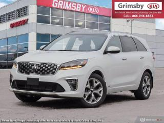 New 2020 Kia Sorento for sale in Grimsby, ON