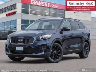 New 2020 Kia Sorento LX+ BLACKLINE|V6|AWD|19