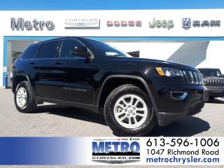Used 2020 Jeep Grand Cherokee LAREDO 4x4 for sale in Ottawa, ON