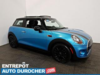 Used 2017 MINI Cooper Hardtop TOIT OUVRANT - AIR CLIMATISÉ - Cuir for sale in Laval, QC