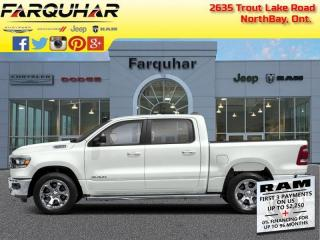 New 2020 RAM 1500 Big Horn North Edition for sale in North Bay, ON