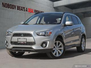 Used 2015 Mitsubishi RVR AWD 4dr CVT GT for sale in Mississauga, ON