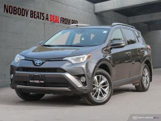 Used 2017 Toyota RAV4 Hybrid 4dr LE+ for sale in Mississauga, ON
