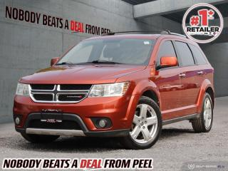 Used 2012 Dodge Journey AWD 4DR R-T for sale in Mississauga, ON