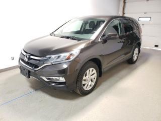 Used 2015 Honda CR-V EX|Warranty-Just Arrived| for sale in Brandon, MB