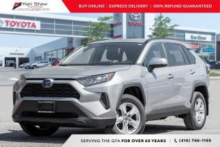 Used 2019 Toyota RAV4 HYBRID for sale in Toronto, ON