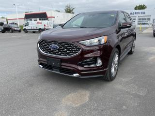 New 2020 Ford Edge Titanium for sale in Kingston, ON