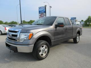 Used 2013 Ford F-150 4WD SuperCab 145  XLT for sale in Winnipeg, MB