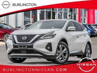 New 2020 Nissan Murano AWD PLATINUM for sale in Burlington, ON