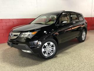 Used 2009 Acura MDX 4WD TECH PKG 7 SEATER NAVI CAMERA BLUETOOTH for sale in North York, ON