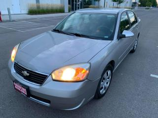 Used 2007 Chevrolet Malibu 4DR SDN LT for sale in Mississauga, ON