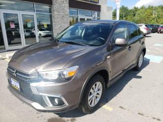 Used 2019 Mitsubishi RVR SE for sale in Trenton, ON